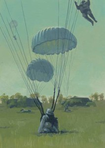2009 America at War Sketch Card