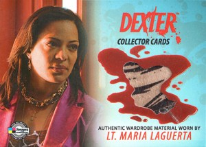 2009 Dexter Seasons 1 and 2 DC15