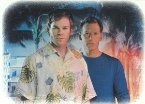 2009 Dexter Seasons 1 and 2 Relationships