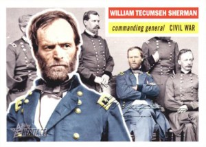 2009 Topps American Heritage Base Military Leaders