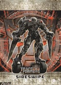 2009 Transformers Revenge of the Fallen Pop Up