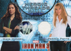 2013 Iron Man 3 Heroic Threads Dual