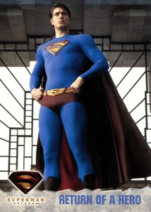 2006 Topps Superman Returns Promo P1