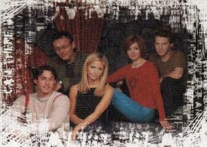 2000 Inkworks Buffy the Vampire Slayer Reflections Case Loader