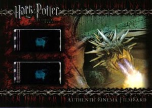 2005 Harry Potter and the GOF Cinema Filmcard