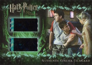 2007 Artbox Harry Potter and the Order of the Phoenix FilmCard