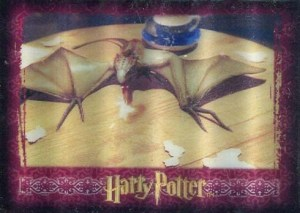 2007 World of Harry Potter 3-D Base