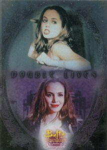 2004 Buffy and the Women of Sunnydale Double Lives