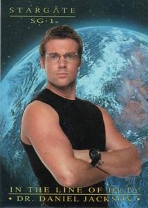 2005 Stargate SG-1 Season 7 In the Line of Duty Dr Jackson