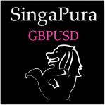 SingaPura GBPUSD【固定ロットとマーチンゲールを選択可能!】