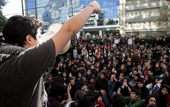 A Greek anti-austerity protest in 2012Source: libcom.org