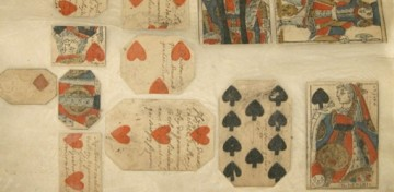 Playing cards as currency in 19th century Canada