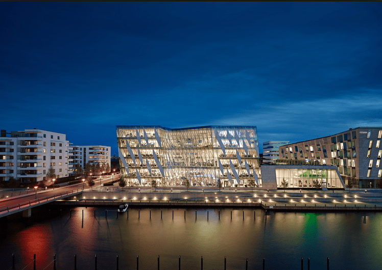 Saxo Bank Headquarters Copenhagen