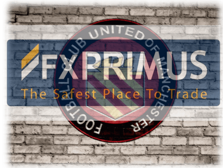 FXPRIMUS and Manchester FC