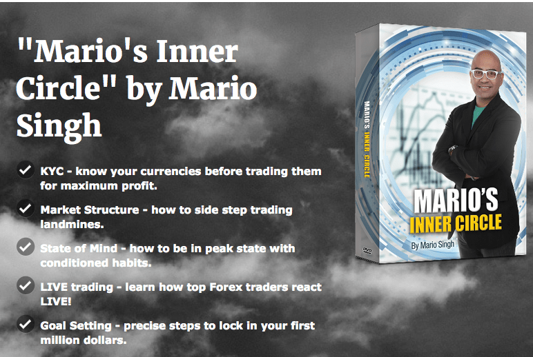 Interview with Mario Singh Asia Top Forex Trader Blog, by tradersdna