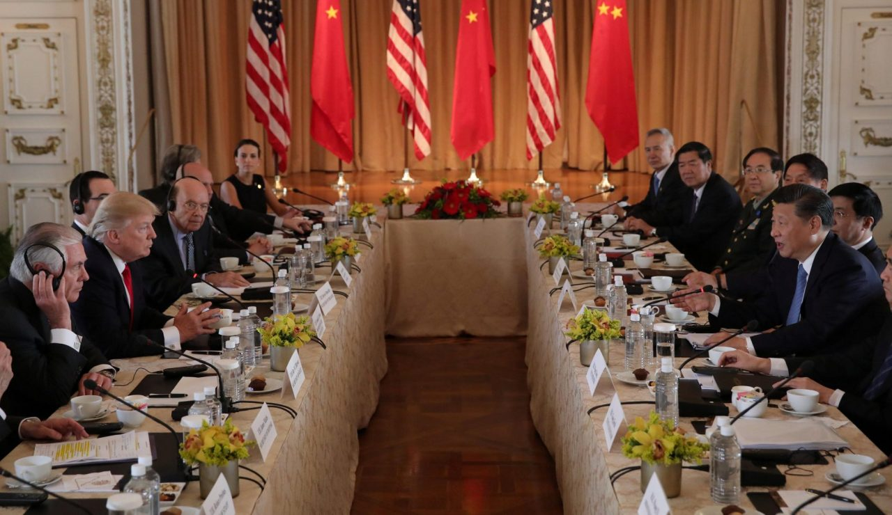 US-China Meeting: Global Growth Concerns Weigh As The Truce Deadline Approaches