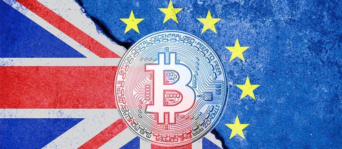 No-Deal Brexit Rhetoric: The Pound Falls To A Two-Years Low Amidst A Soaring Bitcoin