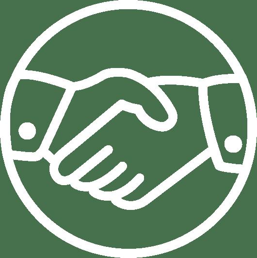 Trade School Future Handshake