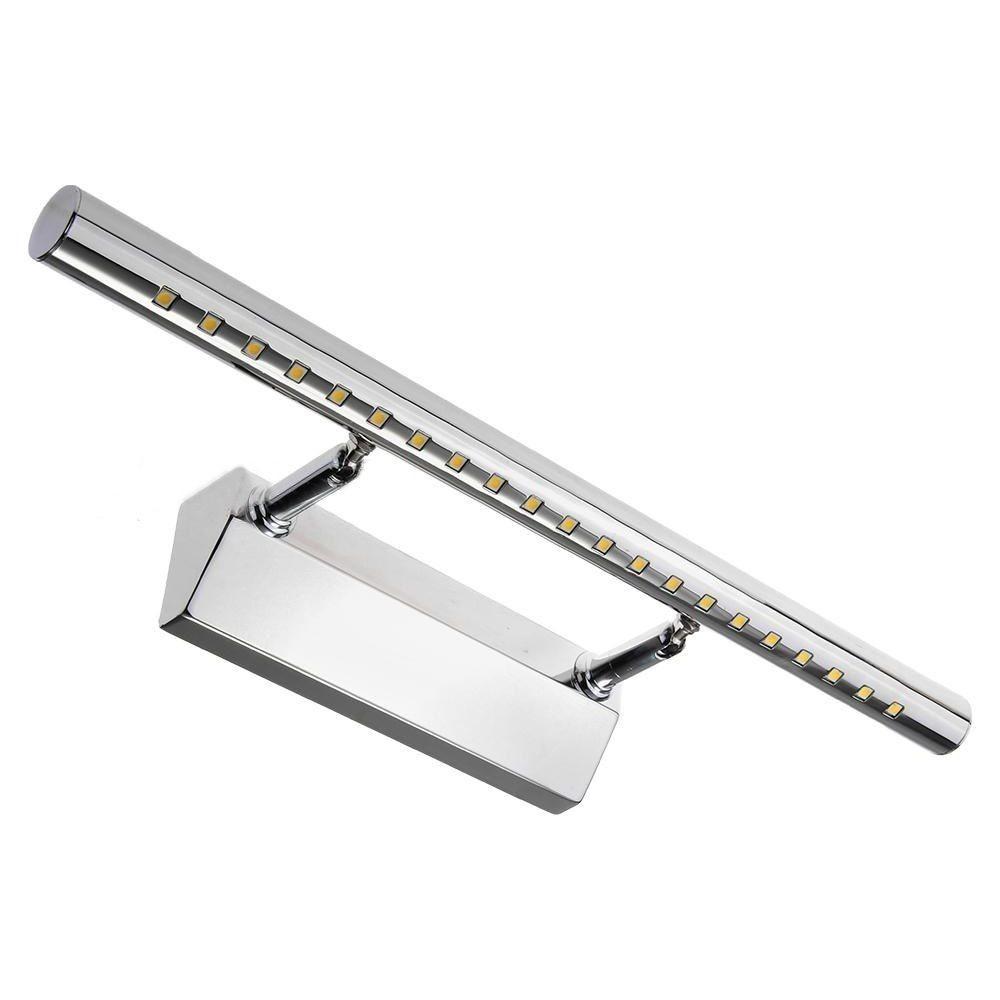 Lampada led specchio bagno in vendita in arredamento e casalinghi: Applique Lampada Per Specchio Bagno Da Parete Con 30 Led Luce Bianco Freddo