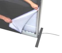20ft Lightbox Display Backlit Trade Show