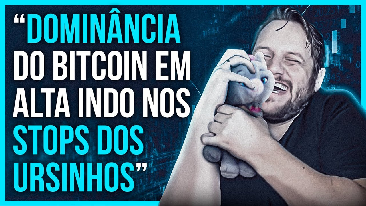 DOMINÂNCIA DO BITCOIN segue em ALTA com Bitcoin El Salvador | CAFÉ DO BITCAO #153