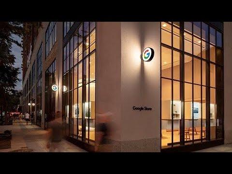 Google Store: primeira loja física da big tech é inaugurada nos EUA