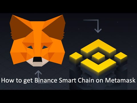 How to get Bincance Smart Chain on Metamask (Super easy)