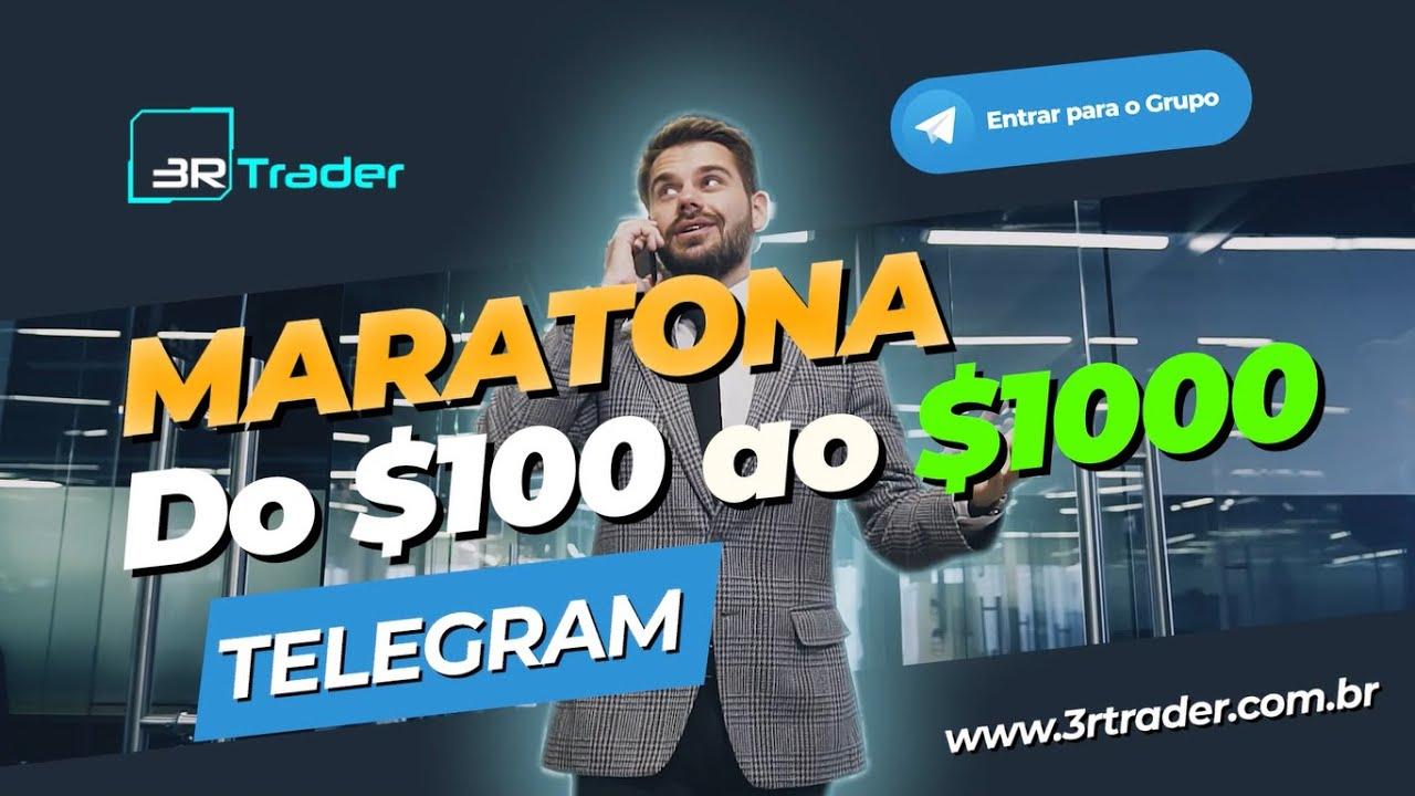 Maratona Dos $100 aos $1.000