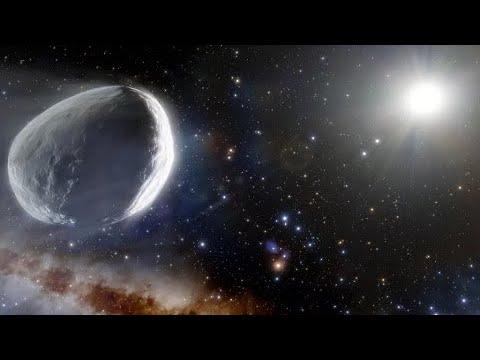 Cometa recém-descoberto pode ser o maior já registrado