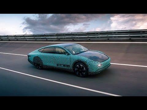Lightyear One: carro movido a energia solar tem autonomia de 700 km
