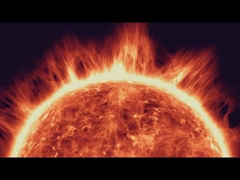 Nasa registra maior explosão solar dos últimos 4 anos
