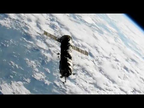 Pirs: módulo russo é removido da Estação Espacial Internacional