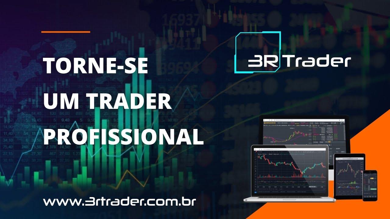 Torne-se um Trader Profissional com a 3R Trader