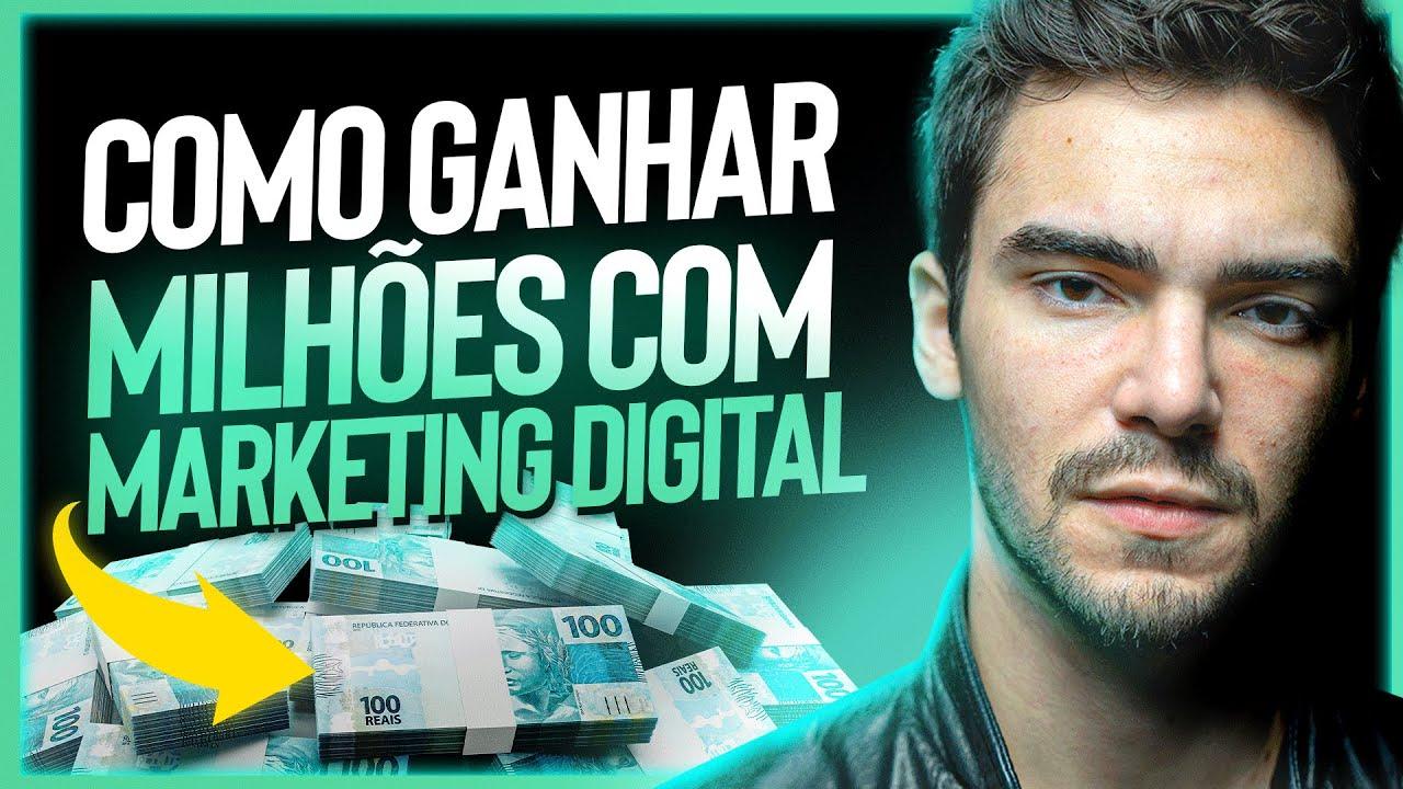 Essa é a melhor forma de ganhar dinheiro com Marketing Digital