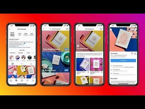 Instagram: ferramenta de anúncios na aba de e-commerce chega ao Brasil