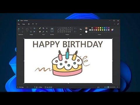 Novo Paint: Microsoft vai repaginar o editor de imagens para o Windows 11