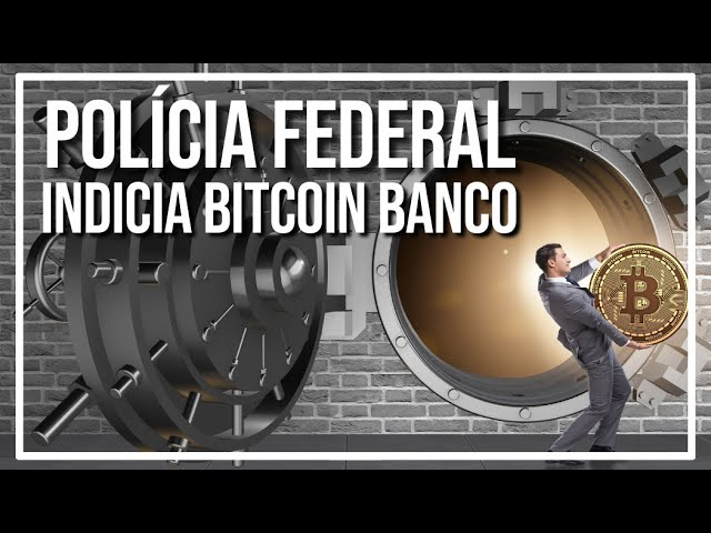 POLÍCIA FEDERAL INDICIA CLÁUDIO OLIVEIRA O BITCOIN BANCO POR ESTELIONATO
