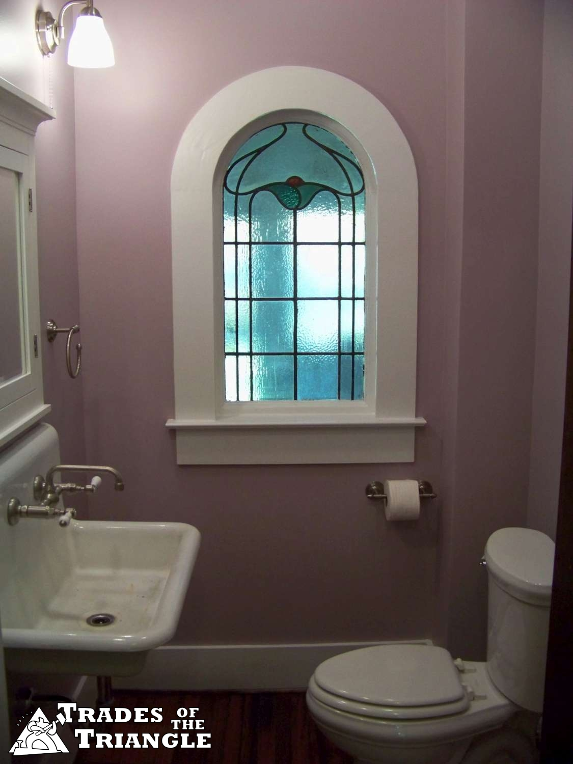 Bathroom remodeling project gallery Chapel Hill and Durham