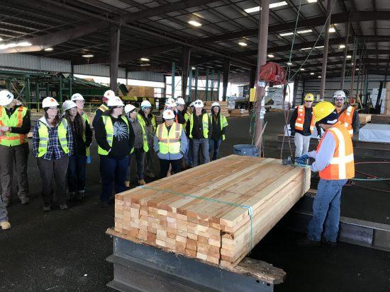 Hardwood Lumber Portland Oregon