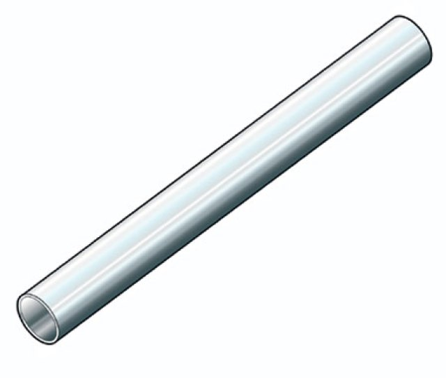Tm Mtr Length Of Mm Diameter Chrome Plated Round Tube Extra Heavy Duty