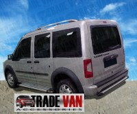 FORD TRANSIT CONNECT SAHARA ROOF RAILS ROOF BARS RACK VAN ...