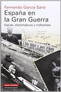 Portada del libro España en la Gran Guerra