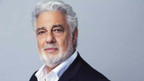 El gran tenor Plácido Domingo
