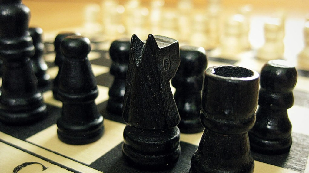 Trading Chess Strategy