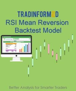 RSI Mean Reversion Backtest Model