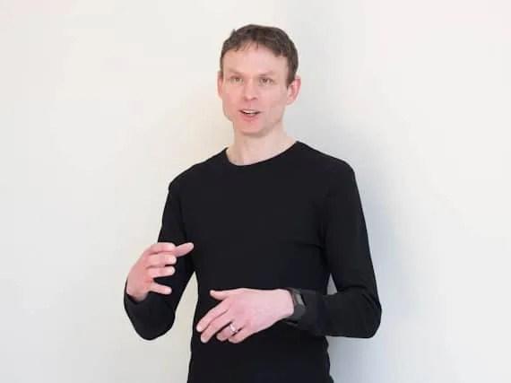 Mark Ursell Explaining Excel