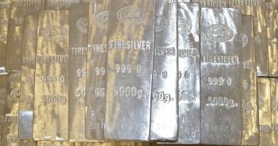 Flash Crash im Silber-Future