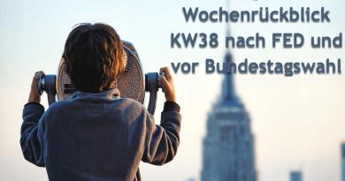 Trading-Treff-Wochenrückblick KW38