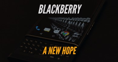 Blackberry A New Hope