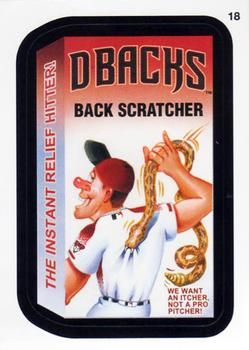 Image result for diamondbacks wacky packages
